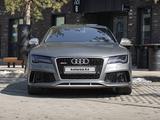 Audi RS 7 2013 года за 23 000 000 тг. в Алматы