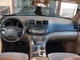 Toyota Highlander 2009 года за 8 500 000 тг. в Караганда – фото 2