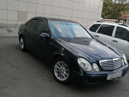 Mercedes-Benz E 240 2002 года за 3 000 000 тг. в Усть-Каменогорск
