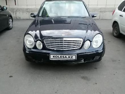 Mercedes-Benz E 240 2002 года за 3 000 000 тг. в Усть-Каменогорск – фото 5