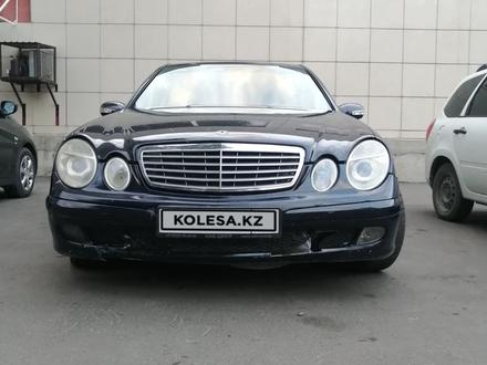 Mercedes-Benz E 240 2002 года за 3 000 000 тг. в Усть-Каменогорск – фото 6