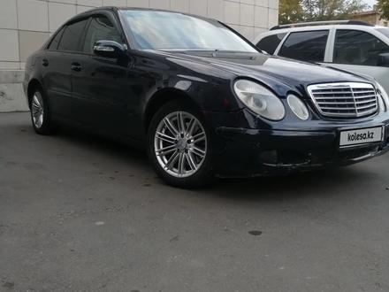 Mercedes-Benz E 240 2002 года за 3 000 000 тг. в Усть-Каменогорск – фото 7