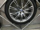 Оригинальный комплект колес с BMW 7 за 1 300 000 тг. в Нур-Султан (Астана) – фото 3