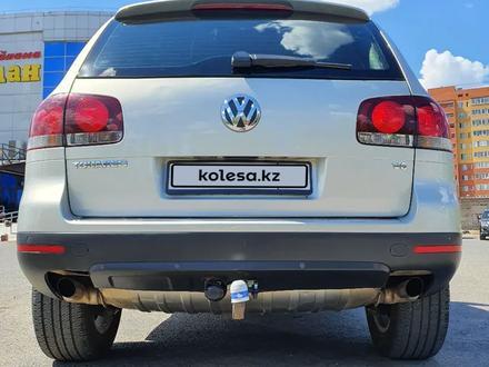 Volkswagen Touareg 2007 года за 5 300 000 тг. в Нур-Султан (Астана) – фото 13