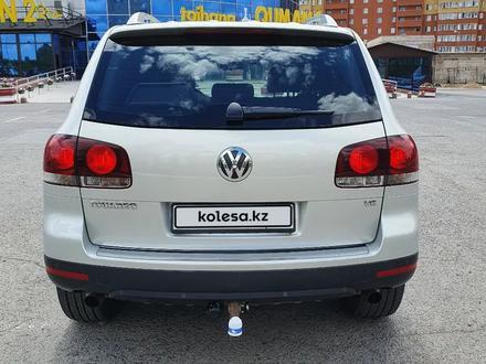 Volkswagen Touareg 2007 года за 5 300 000 тг. в Нур-Султан (Астана) – фото 3