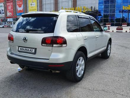 Volkswagen Touareg 2007 года за 5 300 000 тг. в Нур-Султан (Астана) – фото 4