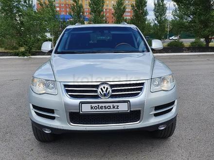 Volkswagen Touareg 2007 года за 5 300 000 тг. в Нур-Султан (Астана) – фото 6