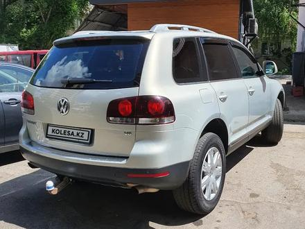 Volkswagen Touareg 2007 года за 5 300 000 тг. в Нур-Султан (Астана) – фото 8
