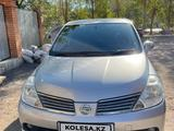 Nissan Tiida 2006 года за 1 900 000 тг. в Нур-Султан (Астана)