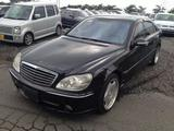 Mercedes-Benz S 500 2003 года за 2 760 000 тг. в Владивосток