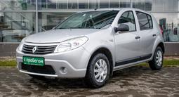 Renault Sandero 2012 года за 3 190 000 тг. в Уральск – фото 3