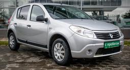 Renault Sandero 2012 года за 3 190 000 тг. в Уральск