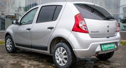 Renault Sandero 2012 года за 3 190 000 тг. в Уральск – фото 5