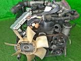 Двигатель TOYOTA CROWN LS151 2L-TE 2000 за 849 000 тг. в Костанай – фото 3