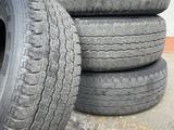 265/65/17 Bridgestone летняя резина! за 45 000 тг. в Тараз