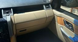 Land Rover Range Rover Sport 2008 года за 5 800 000 тг. в Алматы – фото 4