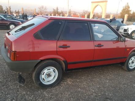 ВАЗ (Lada) 2109 (хэтчбек) 1990 года за 900 000 тг. в Шымкент – фото 2