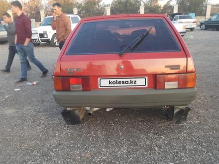 ВАЗ (Lada) 2109 (хэтчбек) 1990 года за 900 000 тг. в Шымкент – фото 3