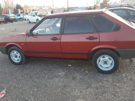 ВАЗ (Lada) 2109 (хэтчбек) 1990 года за 900 000 тг. в Шымкент – фото 4