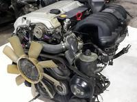 Двигатель Mercedes-Benz M104 3.2 л Япония за 380 000 тг. в Костанай