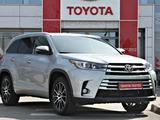 Toyota Highlander 2018 года за 20 000 000 тг. в Алматы