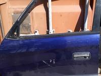Дверь левая передняя на тойота ланд круйзер прадо 1997г за 40 000 тг. в Алматы