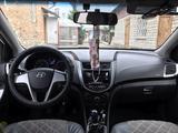 Hyundai Accent 2011 года за 3 500 000 тг. в Усть-Каменогорск – фото 5