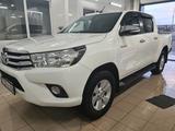 Toyota Hilux 2017 года за 16 200 000 тг. в Атырау
