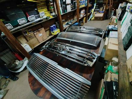 Решетки радиатора на Toyota LAND Cruiser 100 за 30 000 тг. в Алматы – фото 5