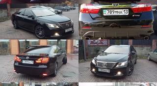 Рестайлинг Toyota Camry 50 за 320 000 тг. в Алматы