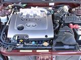 Двигатель Infiniti I35 3, 5 л, VQ35DE 2001-2004 за 380 000 тг. в Алматы