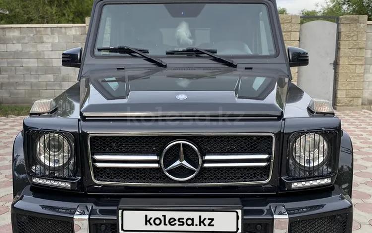 Mercedes-Benz G 63 AMG 2013 года за 33 000 000 тг. в Алматы