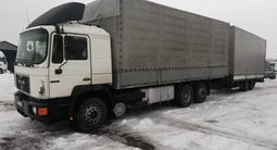 MAN  Сомандор f90 1992 года за 10 000 000 тг. в Алматы – фото 2