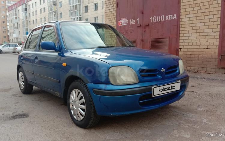 Nissan March 1997 года за 700 000 тг. в Нур-Султан (Астана)