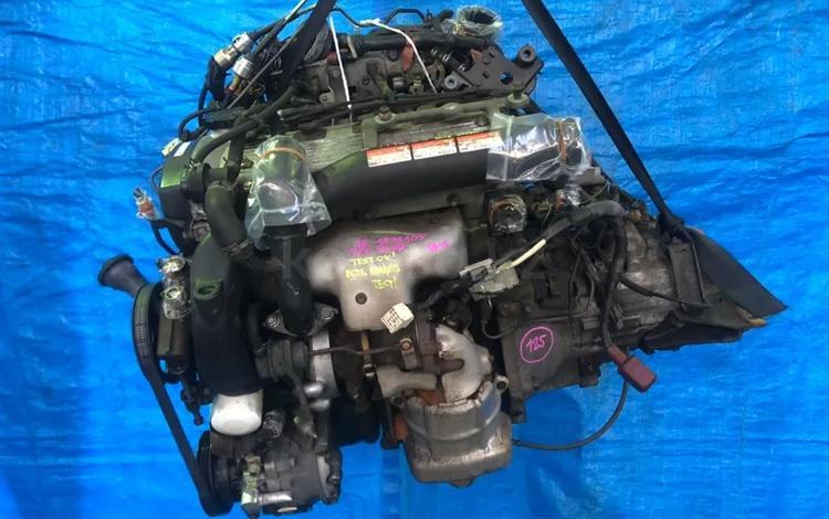Двигатель Toyota Starlet EP91 4e-FTE 1996 за 424 566 тг. в Алматы
