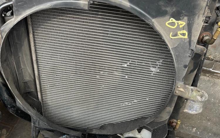 Радиатор, диффузор, вентилятор за 25 000 тг. в Алматы
