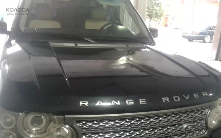Land Rover Range Rover 2005 года за 3 900 000 тг. в Алматы