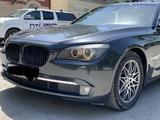 BMW 750 2009 года за 10 000 000 тг. в Актобе – фото 2