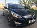 Hyundai Accent 2015 года за 4 500 000 тг. в Тараз – фото 3