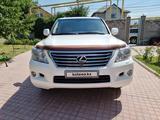 Lexus LX 570 2008 года за 13 900 000 тг. в Алматы – фото 3