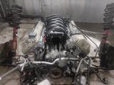 Двигатель на BMW X5 4.4 M62 за 700 000 тг. в Актобе – фото 4