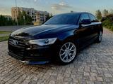 Audi A6 2012 года за 7 650 000 тг. в Алматы