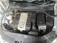 Пассат б6 двигатель акпп за 650 тг. в Алматы
