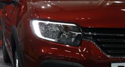 Renault Sandero Stepway Drive 2020 года за 7 741 000 тг. в Шымкент – фото 3