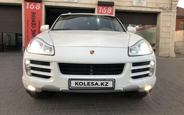 Porsche Cayenne 2008 года за 8 000 000 тг. в Алматы