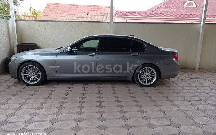 BMW 750 2010 года за 10 000 000 тг. в Тараз