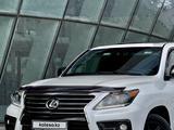 Lexus LX 570 2015 года за 29 300 000 тг. в Караганда – фото 2