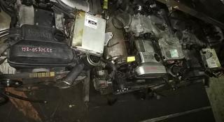 Двигатель тойота марк 2. 1Gz-G. 2.5 трамблёр за 450 000 тг. в Алматы