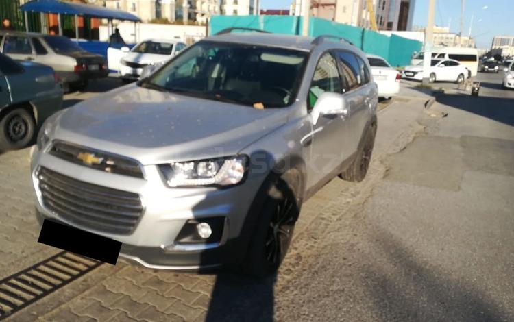 Chevrolet Captiva 2018 года за 8 500 000 тг. в Атырау