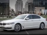 BMW 520 2019 года за 22 500 000 тг. в Алматы – фото 2
